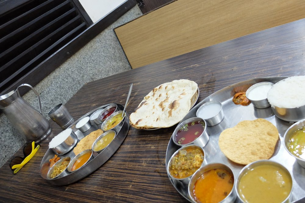 South Indian thali - Traveling to India: What You Need to Know