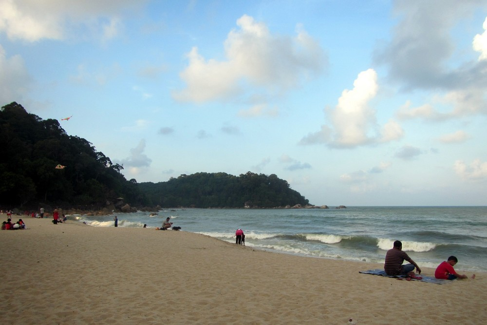 beach in Kuantan