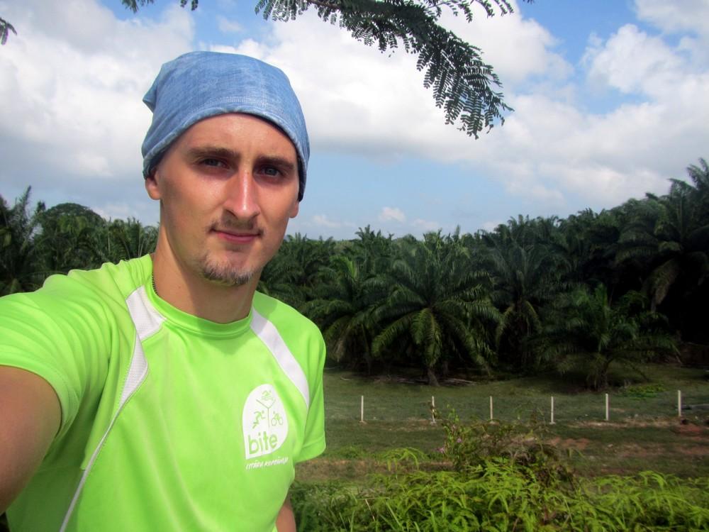 Leaving Kuantan - Hitchhiking in Malaysia: Kuala Lumpur – Singapore – Kuala Lumpur