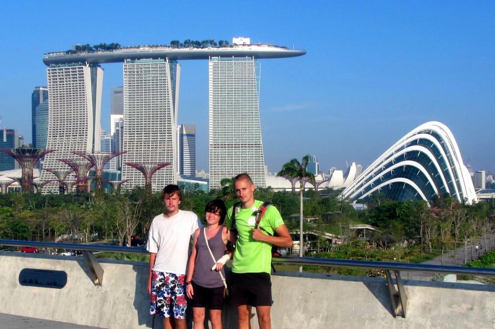 we in Singapore
