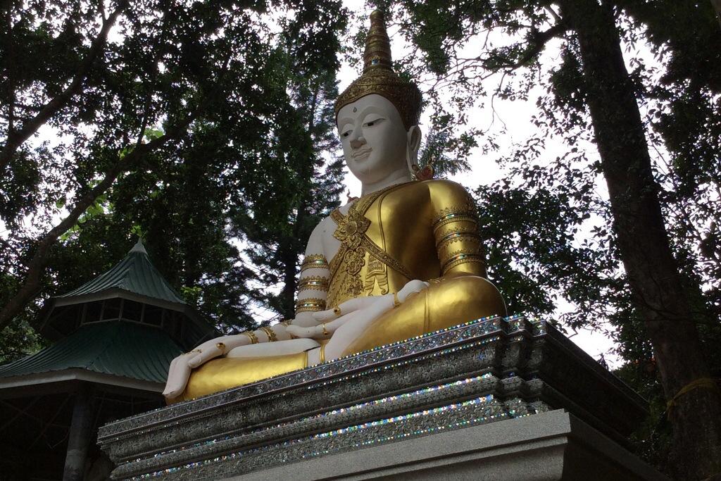 Buddha Chiang Mai Thailand
