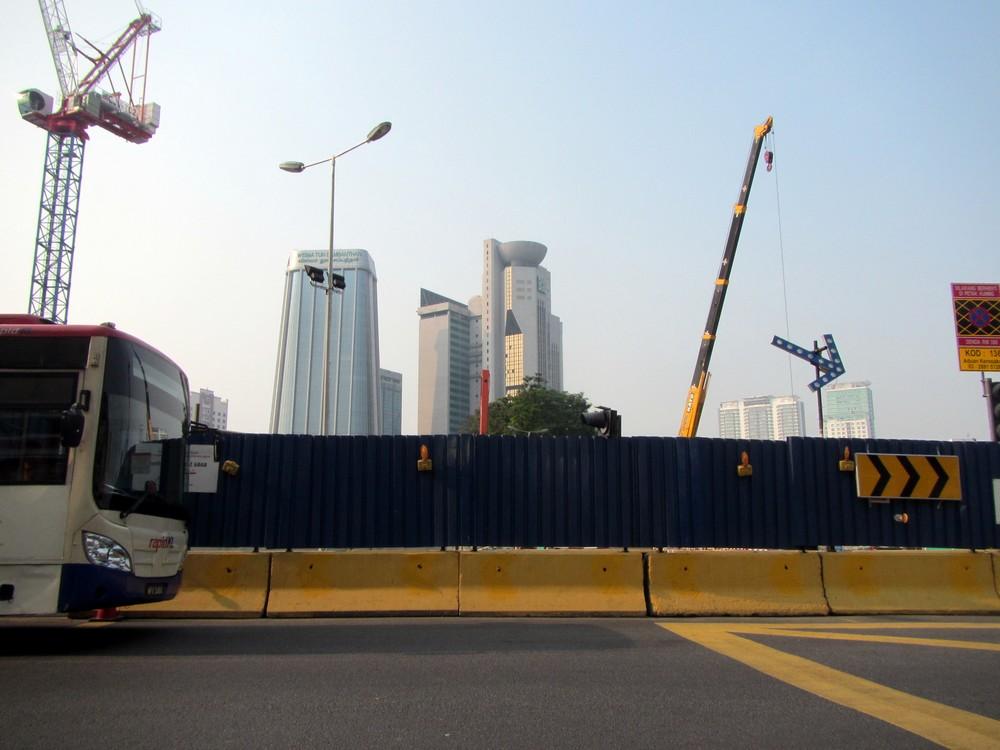 Kuala Lumpur near China Town