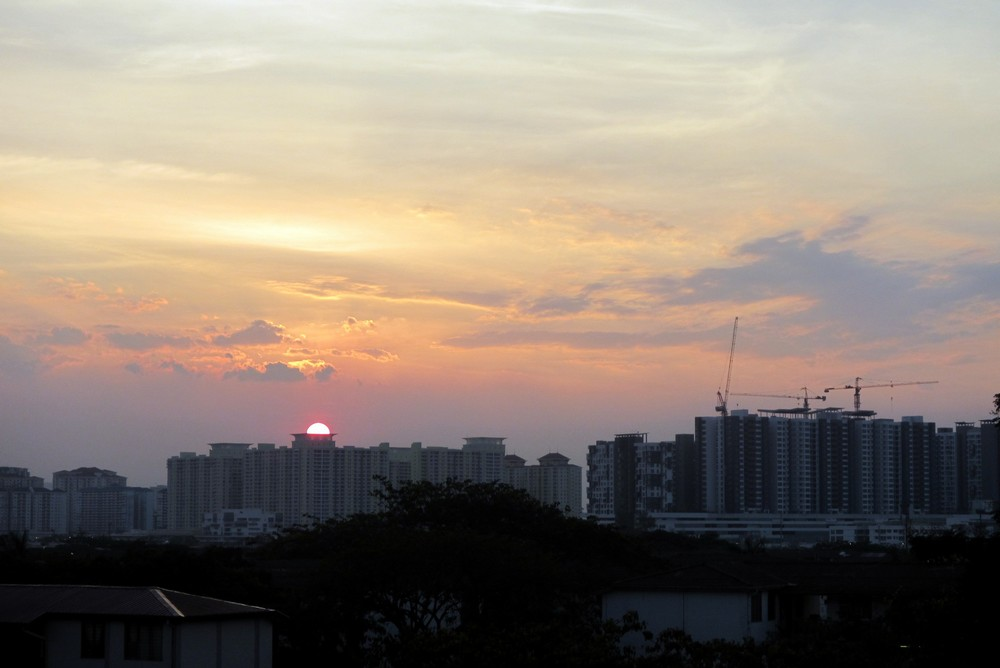 Kuala-Lumpura-evening