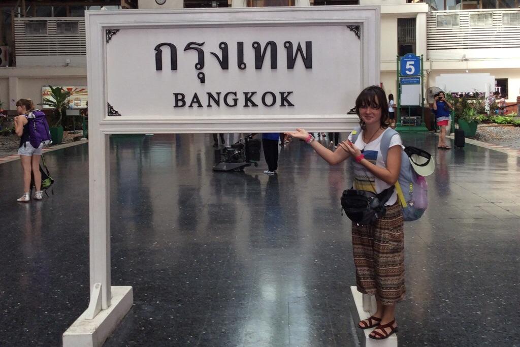 Una in Bangkok