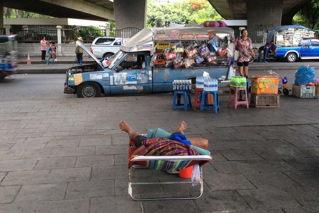 car shop in Bangkok
