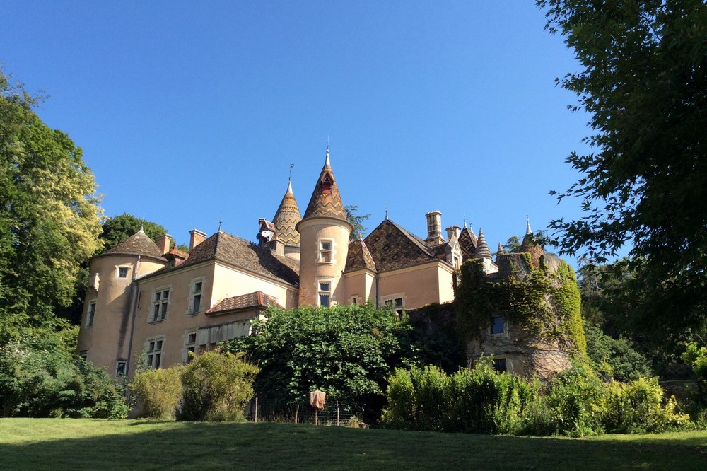 Chateau de Burnand - France