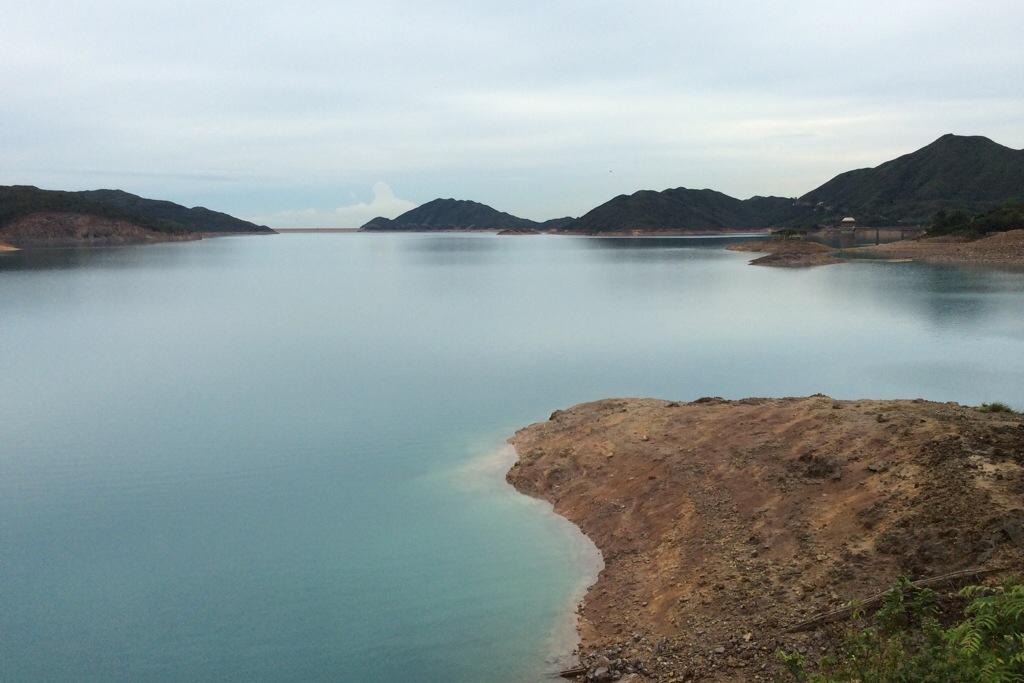 View from Maclehose Trail Hong Kong