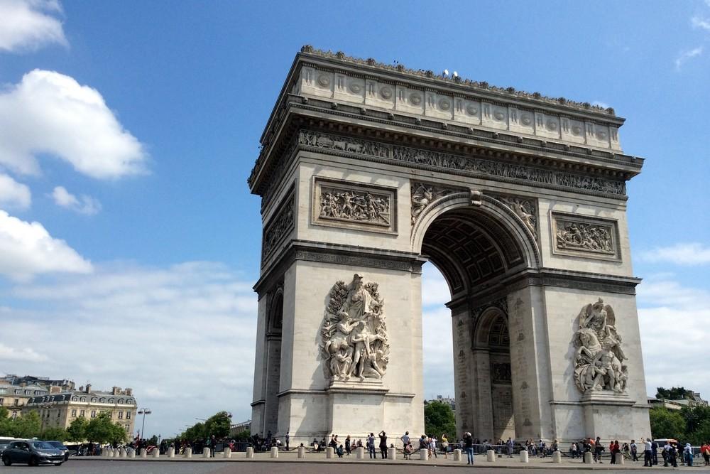 arche Paris