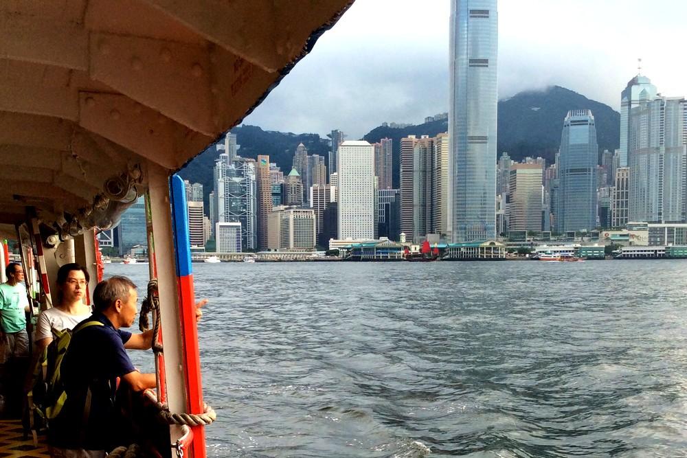 Hong Kong skyline - Best Travel Moments of 2014