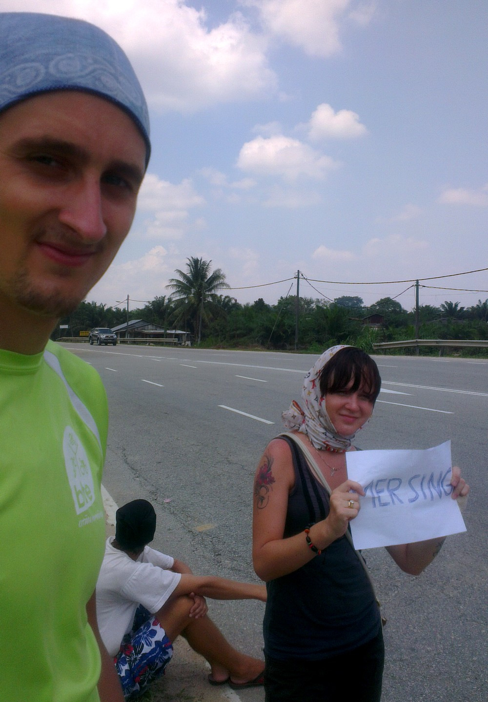 Hitchhiking in Malaysia - Best Travel Moments of 2014