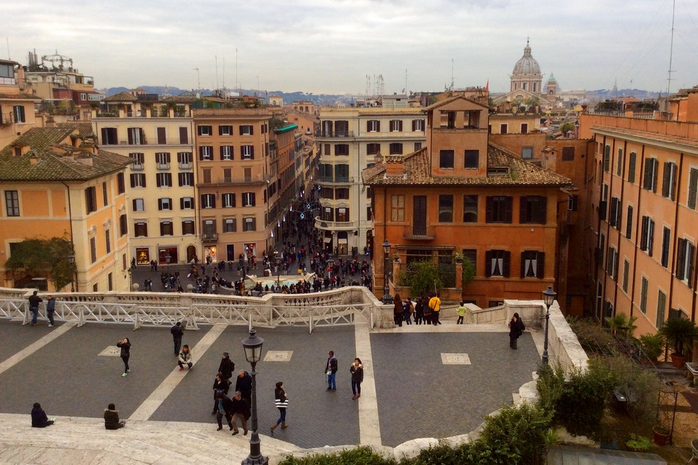 Spanish Steps in Rome