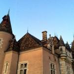 Chateau de Burnand - Burgundy, France