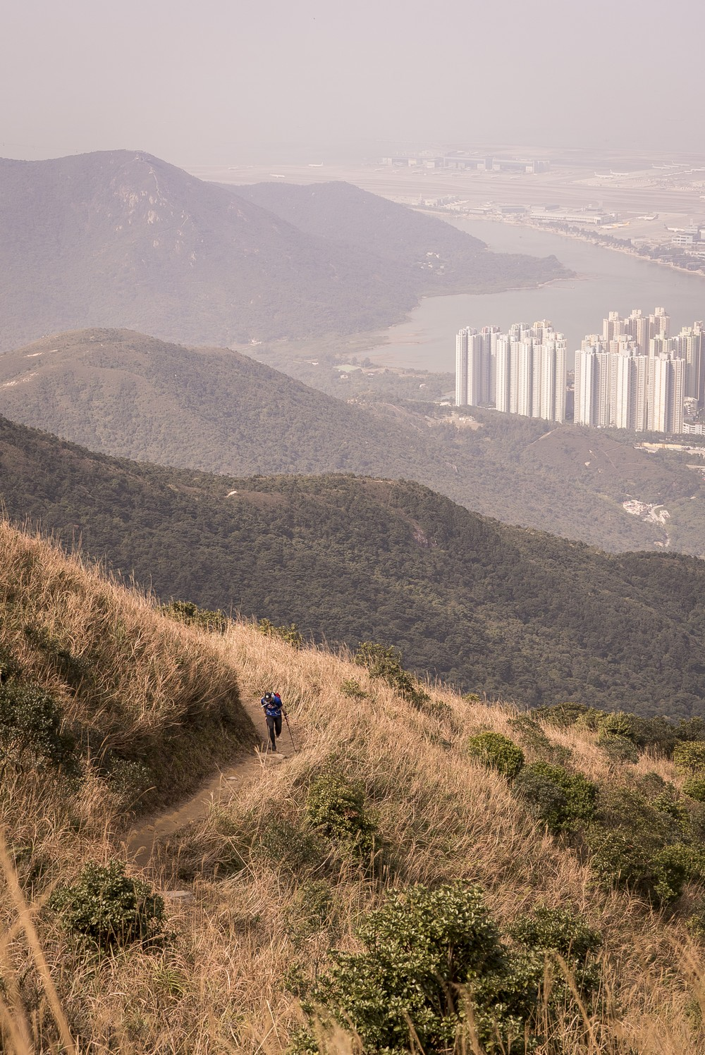Hong Kong Vibram ultra trail