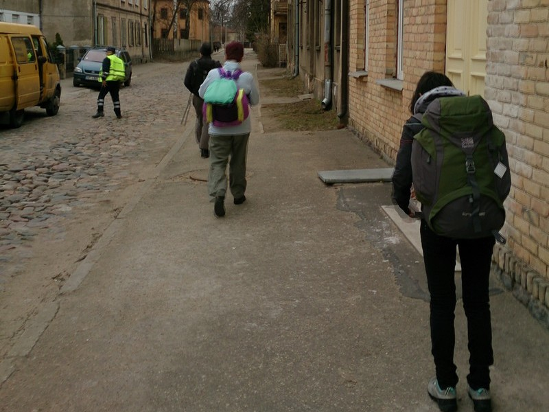 starting Camino de Santiago