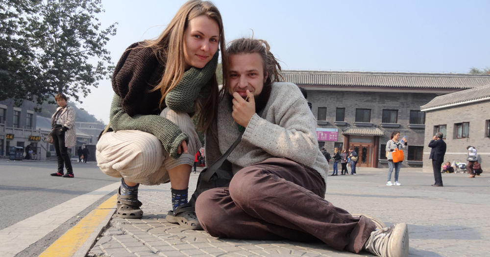 Harijs and Karina - Traveling the World For One Year