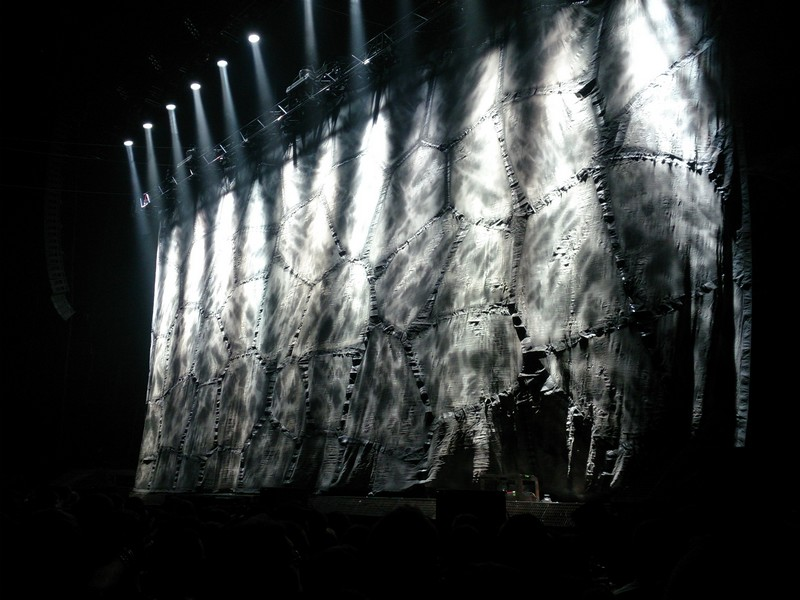 Rammstein concert in Madrid, 2013
