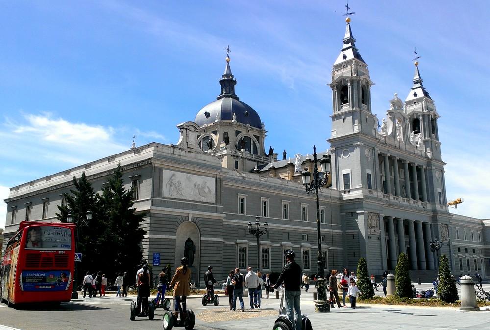 Madrid, spring 2013