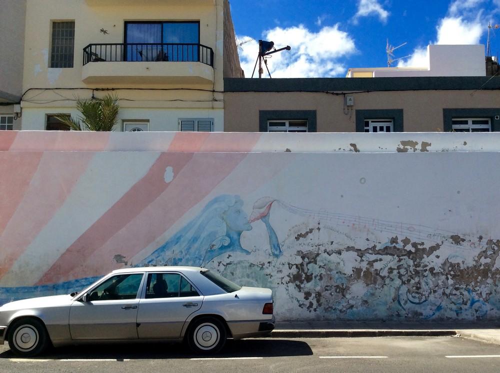 Street art Gran Tarajal Fuerteventura 5