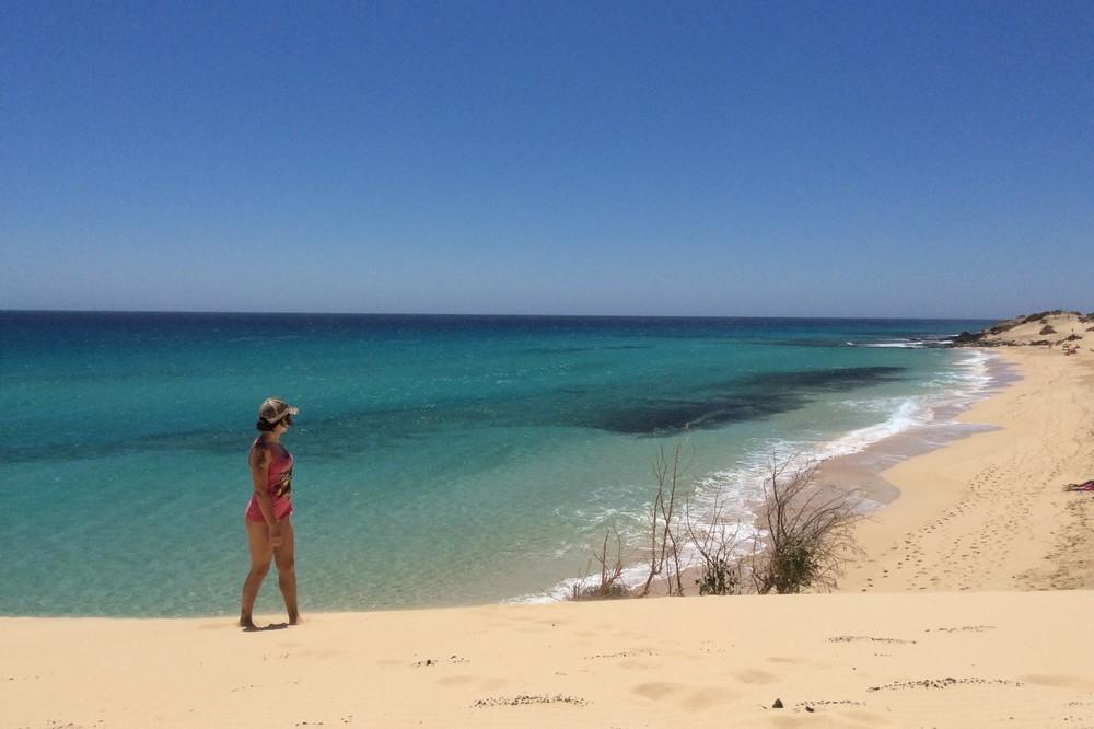 Una - Canary Islands Fuerteventura
