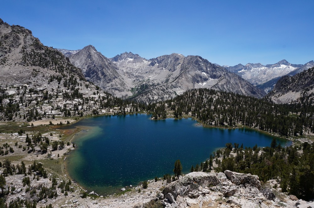 Beautiful nature, on the PCT - Hiking the Pacific Crest Trail