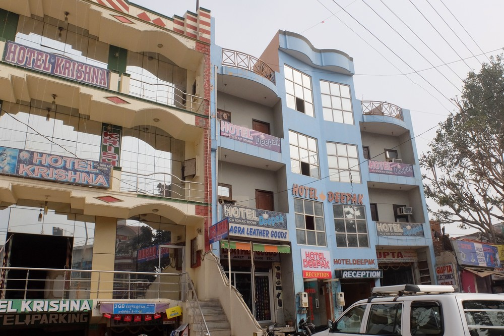 Hotels in Agra