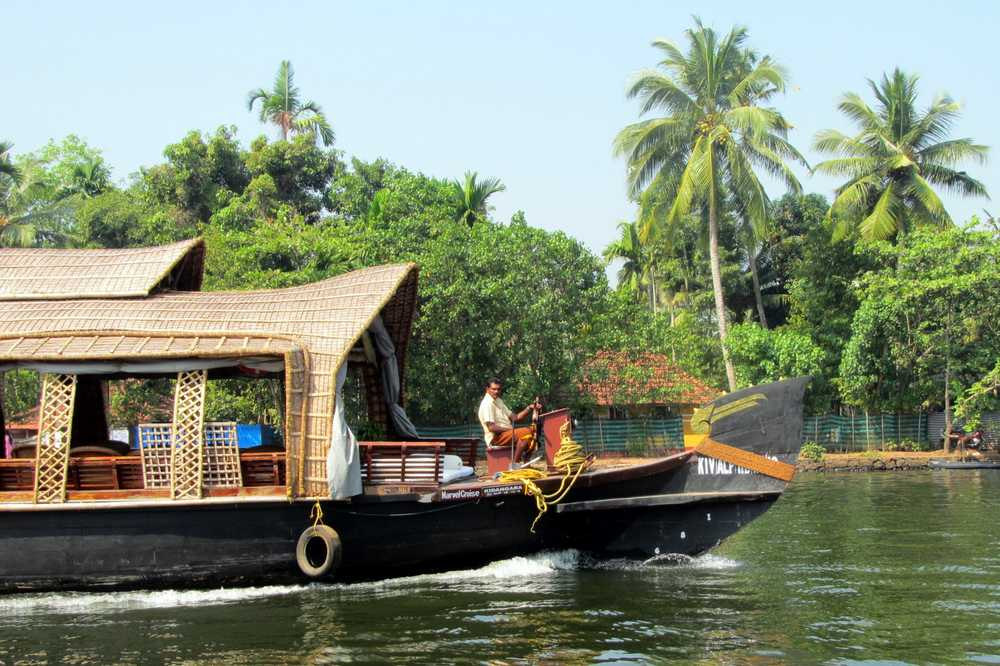 House Boat - Kerala backwaters