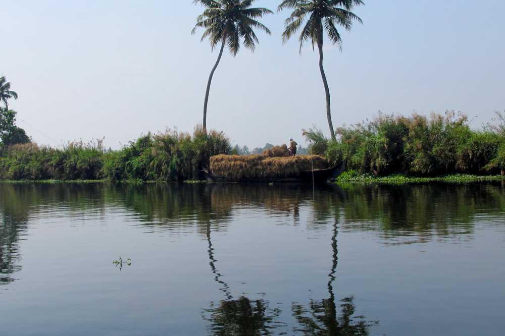 7 Kerala backwaters tour
