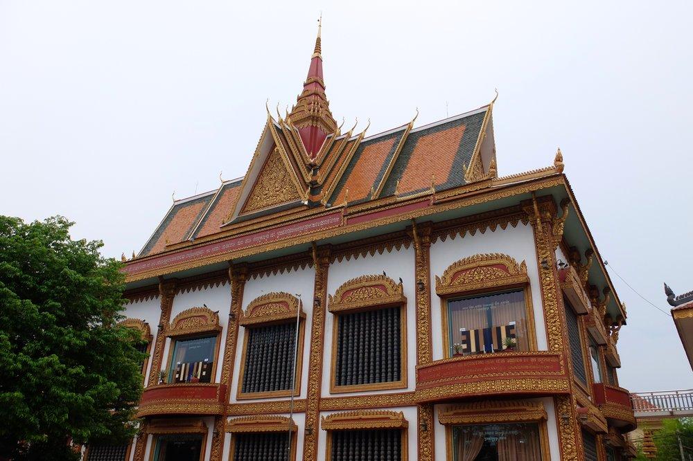 In Siem Reap - Cambodia