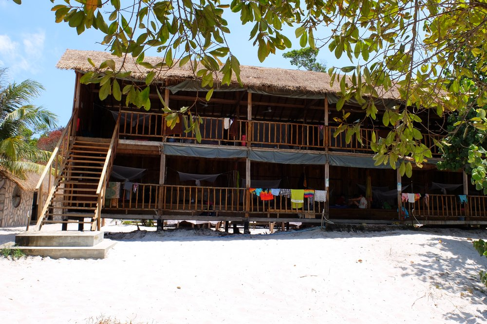 The Beach Island Resort on Koh Rong Samloem