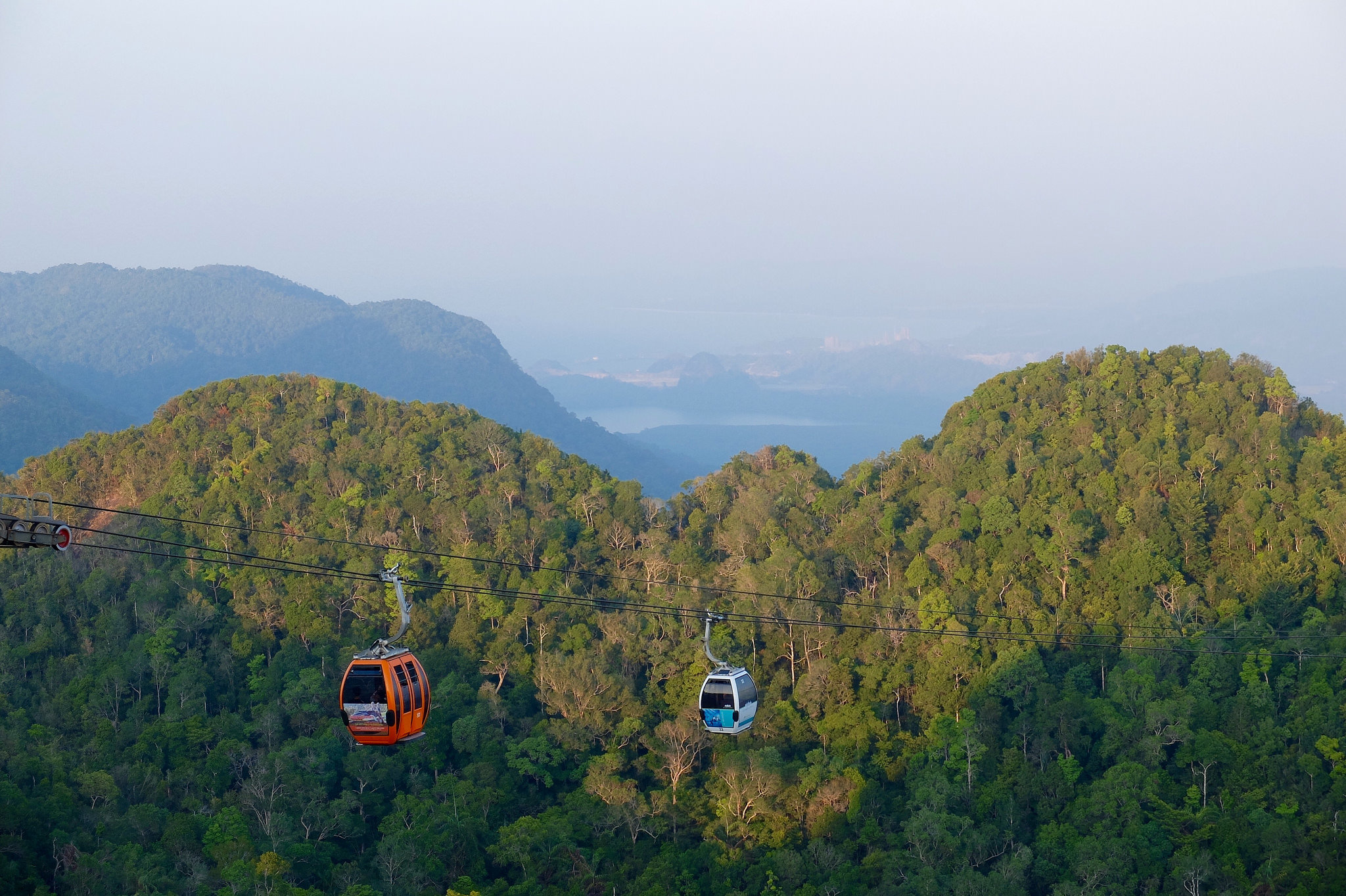 Cable Car Langkawi