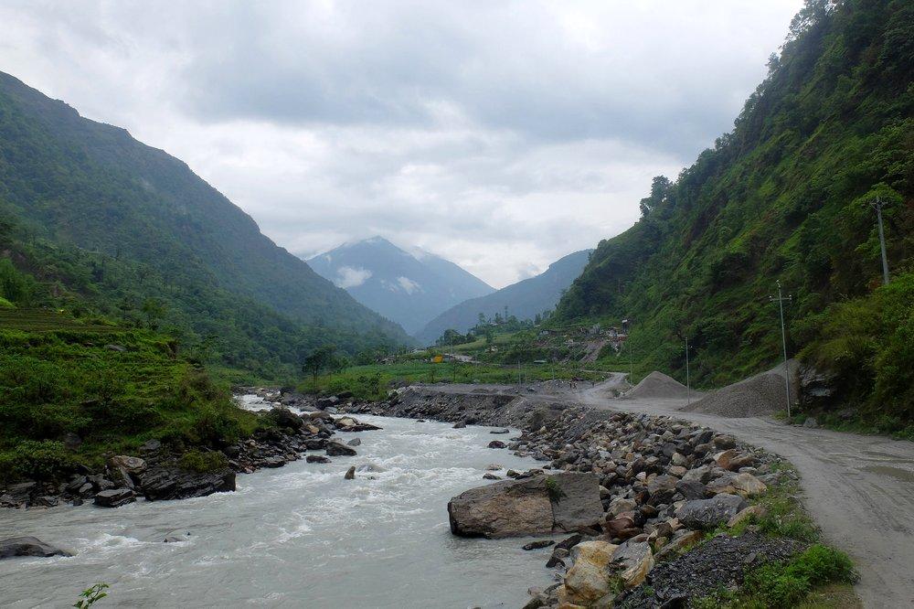 Gandaki River - Nepal