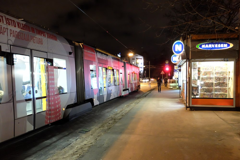 Tram in Riga - Read This Before Traveling to Riga, Latvia