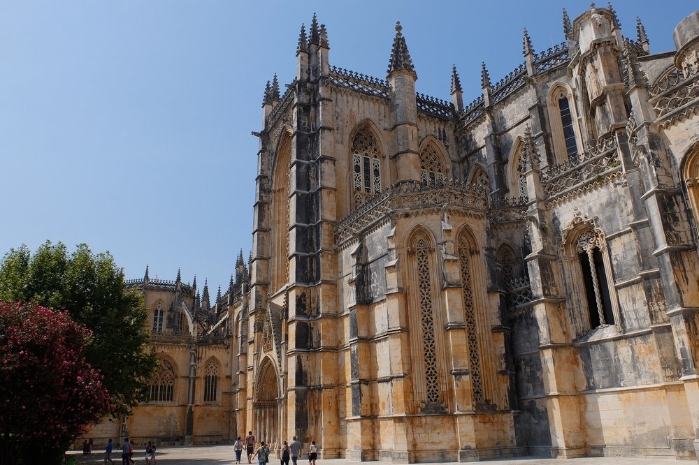 Batalha Monastery from outside