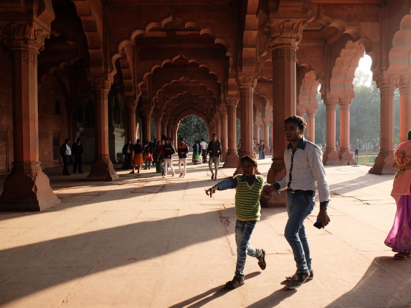 Fort in Delhi India