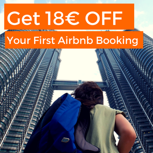 Airbnb Discount Banner - WeAreFromLatvia.com