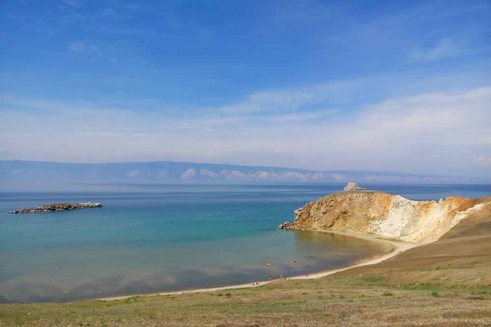 Baikal Lake Russia
