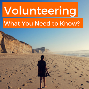Volunteering with Workaway