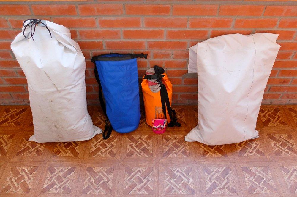 Best dry bags, Ocean pack dry bags
