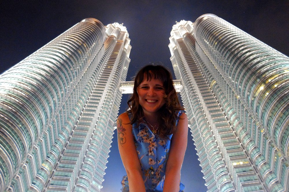 Best places to visit in Kuala Lumpur, Una and Petronas Twin Towers