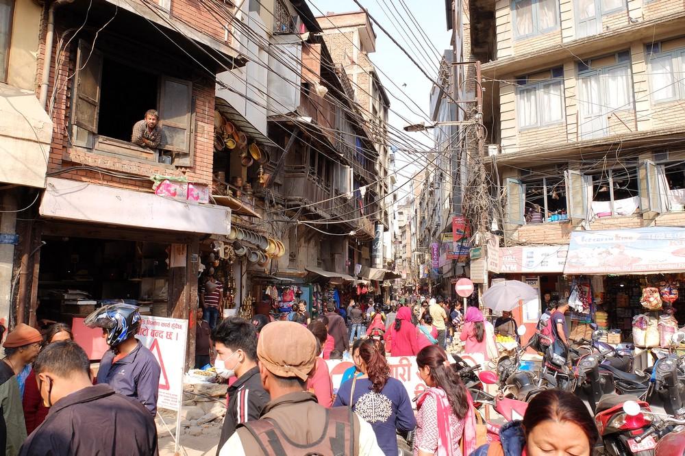 Thamel - Kathmandu, Nepal