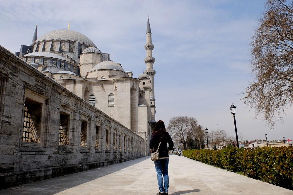 Una in Istanbul, Turkey