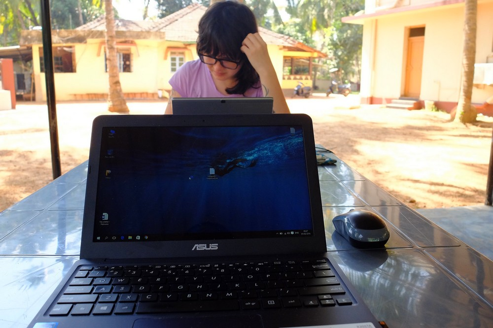My laptop - Backpacking Packing List