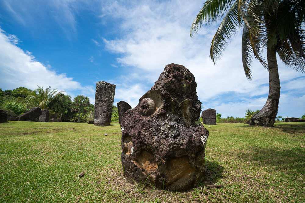Stone monoliths - Things to Do in Palau