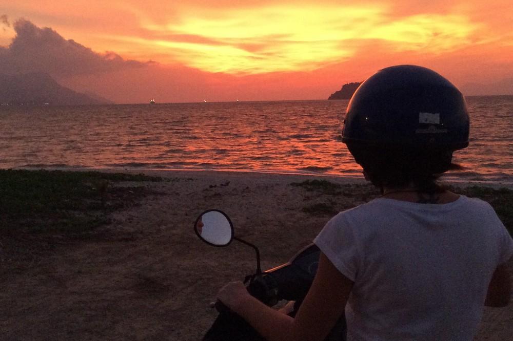 Sunset - Una - Langkawi island, Malaysia