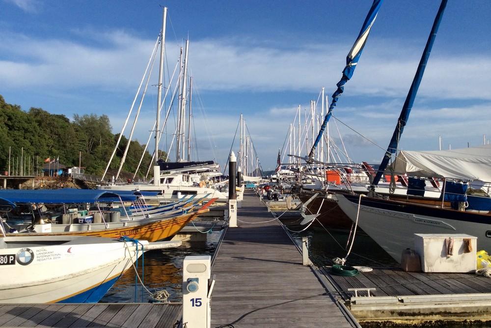 Royal Langkawi Yacht club