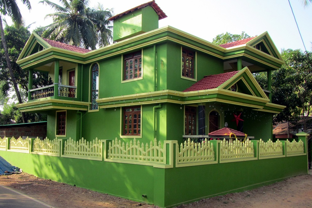 colorful goan houses 19 photos we are from latvia On colourful house india