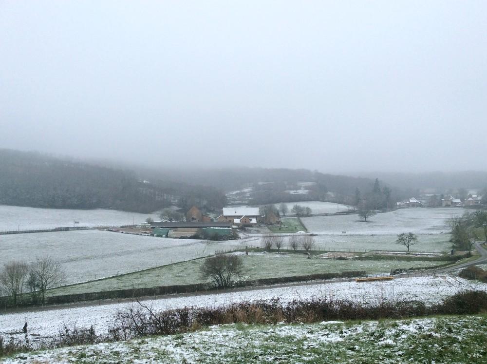 Winter in Burgundy, France: 20 Photos