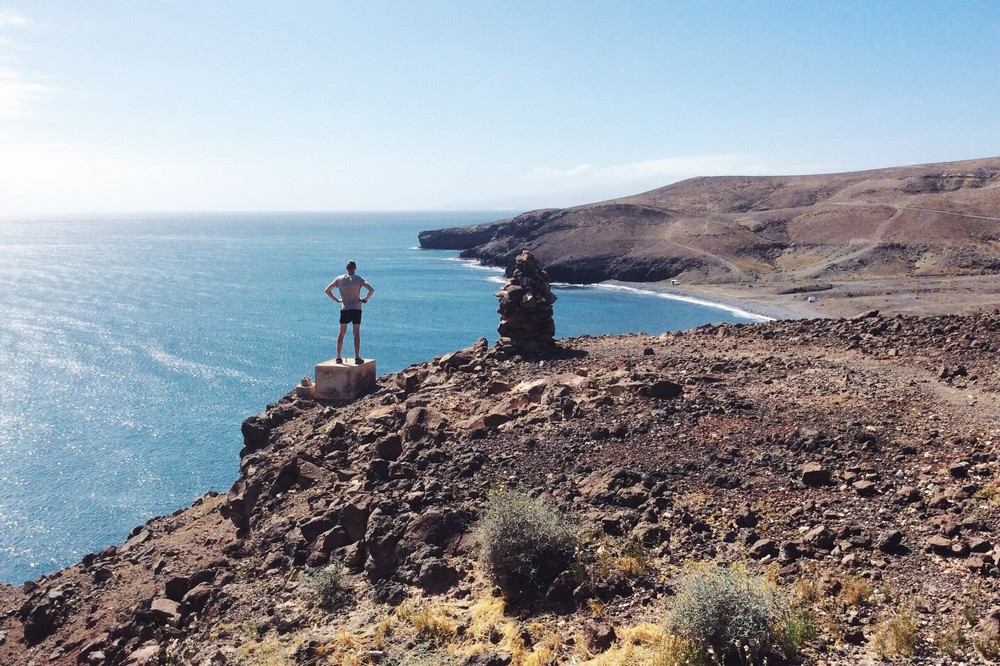 hiking in Fuerteventura near Tarajalejo - Free Things to Do in Fuerteventura