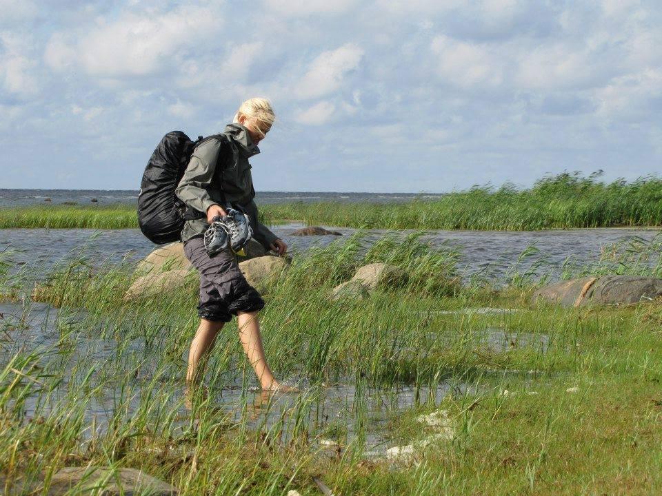 Zaiga walking - walking across Europe