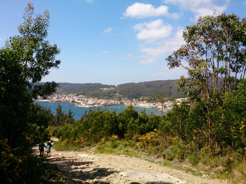 Walking to Finisterre - Camino de Santiago, Spain